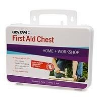 Easy Care Home + Workshop First Aid Chest, 1 ea Pack of 2 from Easy Care