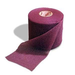 Foam Underwrap Prewrap for Athletic Tape - Head Hair Bands - Big Maroon - 12 pack by Mueller