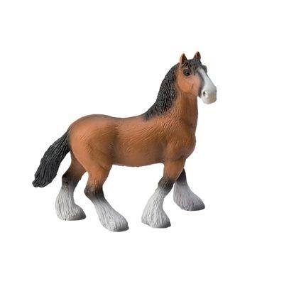 Bullyland Farm: Shire Horse Mare - 1