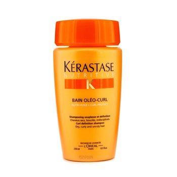 Kerastase Nutritive Bain Oleo Curl Curl Definition Shampoo Kerastase Nutritive 250ml/8.5oz