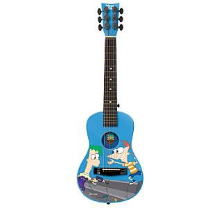 Disney Phineas and Ferb Guitar for Kids