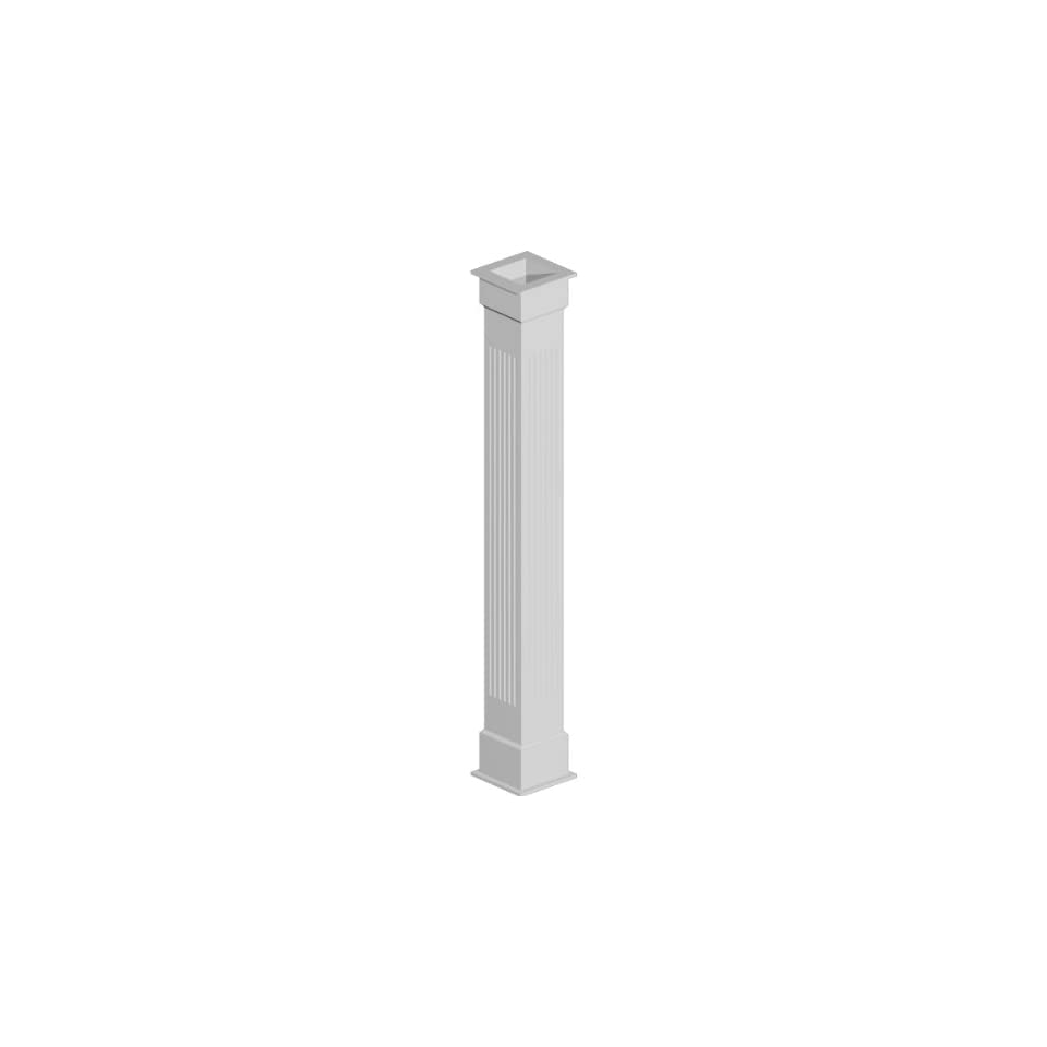 COLUMN WRAP KIT 12X144 F 1BX, NON TAPERED FLUTED