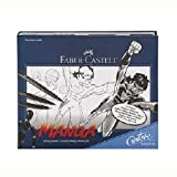 Faber-Castell Creative Studio Getting Started Art Kit Manga Drawing 800095