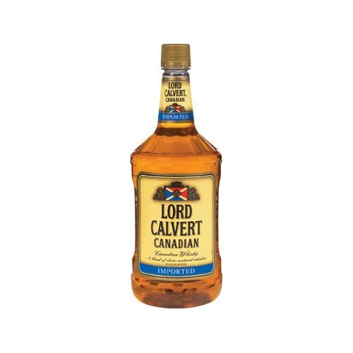 Lord Calvert Whisky 1.75 L Grocery & Gourmet Food