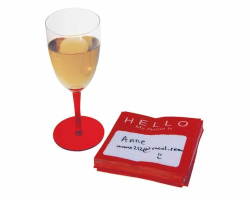 Name Tag Napkins