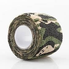 Camouflage Bendaggio Coesivo, 5cm x 4,5m x 6Rotoli per sport/VET Wrap/supporto