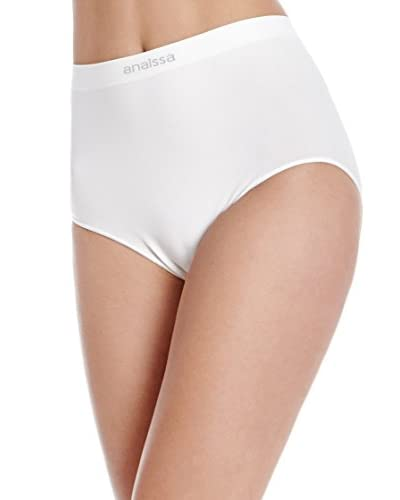 ANAISSA Pack x 3 Braguitas Bikini Microfibra Sin Costuras