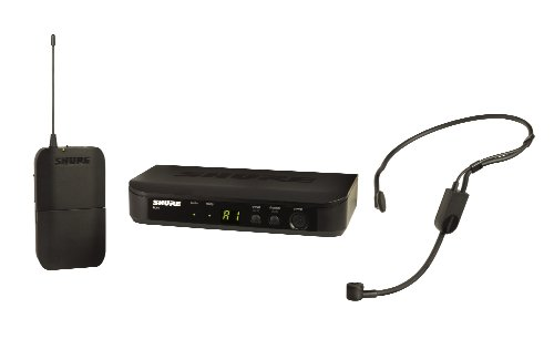 Shure Blx14/P31 Instrument Wireless System With Pga31 Headset Microphone, K12