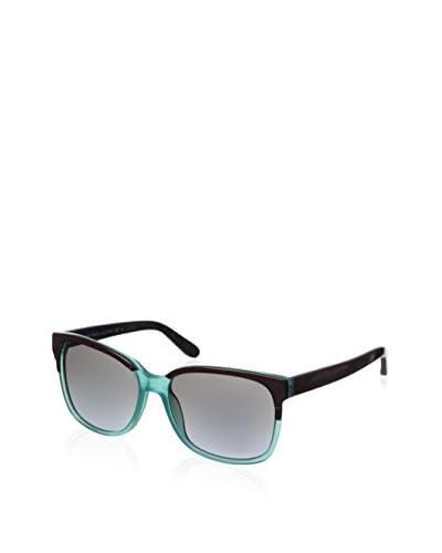 Marc by MARC JACOBS  Women's Sunglasses, Brown/Aqua