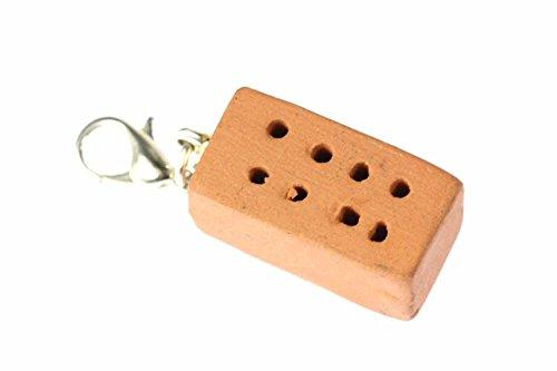 pierre-de-brique-pendentif-bracelet-a-breloques-miniblings-brique-mur-de-pierre-pierres