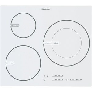electrolux ehd 60127 iw table de cuisson induction 60 cm blanc tous les produits table. Black Bedroom Furniture Sets. Home Design Ideas