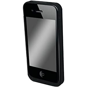 Duracell iPhone 4/4S 1650mah Power Bank Case - Retail Packaging - Black
