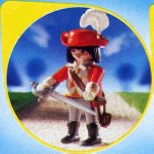 플레이 모빌 스페셜 빨간 마스 캣총 병사 4627 (2004-10-25)