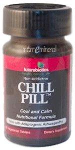 Futurebiotics Chill Pill Tablets - 60 Per Pack -- 1 Each. front-991582