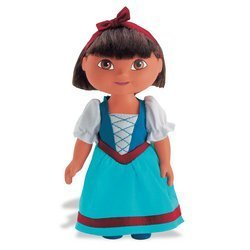 Dora's Storybook Adventures - Snow White - Buy Dora's Storybook Adventures - Snow White - Purchase Dora's Storybook Adventures - Snow White (Fisher-Price, Toys & Games,Categories,Dolls)