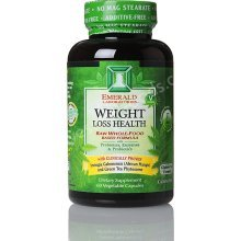 Emerald Labs Weight Loss Health Formula With African Mango And Green Tea 60 Vcaps