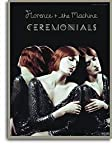 Florence & The Machine - Ceremonials. Piano, Vocal, Guitar (PVG)