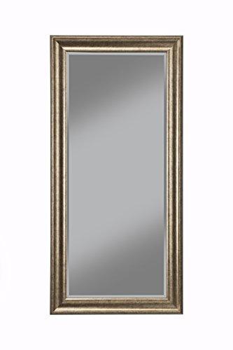 Sandberg Furniture 14111 Full Length Leaner Mirror Frame, Antique Gold 0