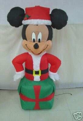 Airblown Inflatable 4 Ft Tall Mickey front-840571