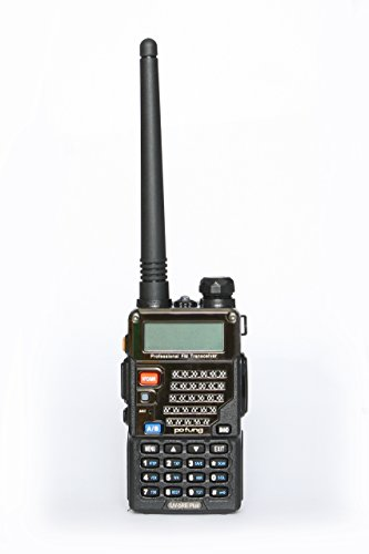 Great Deal! Pofung UV-5RE Dual-Band 136-174/400-480 MHz FM Ham Two-way Radio, Improved Stronger Case...
