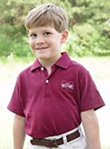 Mississippi State Youth Polo Shirt