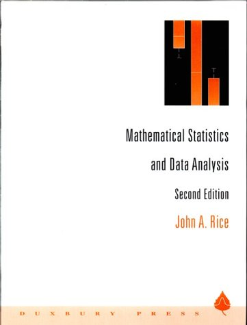 Amazon.com: Mathematical Statistics and Data Analysis (9780534209346): John A. Rice: Books