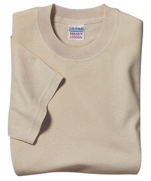 Gildan Heavy Cotton - 100% Cotton T-ShirtSand-3XL - Buy Gildan Heavy Cotton - 100% Cotton T-ShirtSand-3XL - Purchase Gildan Heavy Cotton - 100% Cotton T-ShirtSand-3XL (Gildan, Gildan Mens Shirts, Apparel, Departments, Men, Shirts, Mens Shirts, Casual, Casual Shirts, Mens Casual Shirts)