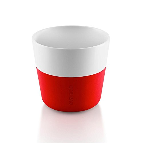 Eva Solo Set of 2 Lungo Tumblers, 230 Ml, Strawberry (Porcelain Red Solo Cup compare prices)