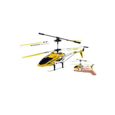 Syma S107/S107G R/C Helicopter - Yellow with Mini Tool Box (fs)