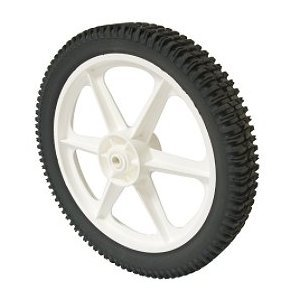 Guaranteed Fit Parts Replacement Craftsman Sears Lawn Mower Rear Wheel Assembly, Replaces Part Number 189159