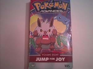 Pokemon 8: Advanced - Jump for Joy [VHS]