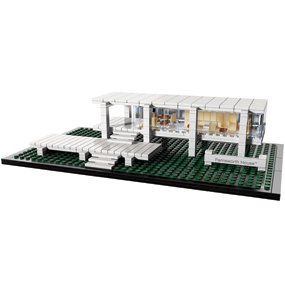 LEGO® Architecture: Farnsworth House Model Kit