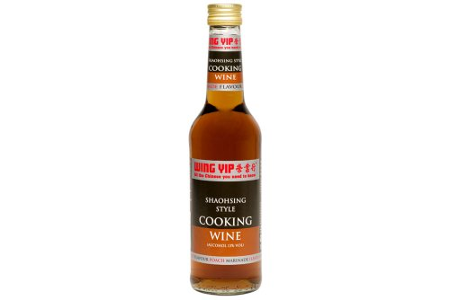 Wing Yip Cooking Wine Shao Hsing Sty - 350ML