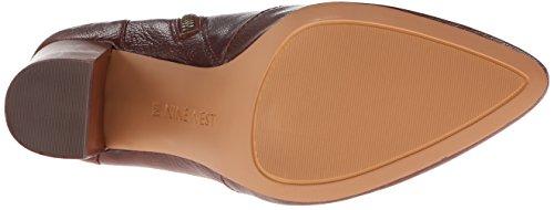 Nine West Women's Hyra Boot,Cognac,7.5 M US