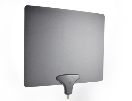 Great Features Of Mohu Leaf Paper-Thin Indoor HDTV Antenna - Made in USA