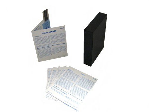 American Educational Microslide Your Senses Lesson Set