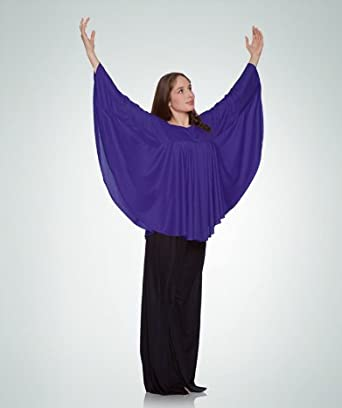 Amazon.com: Body Wrappers 568 / 568XX Womens Praise Dance