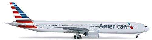 herpa-wings-1-200-de-american-airlines-nueva-pintura-japn-importacin-el-paquete-y-el-manual-estn-esc