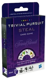 DDI - Trivial Pursuit Steal Card Game (1 pack of 8 items) - 1