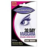 Colorsport 30 Day Mascara Dark Brown