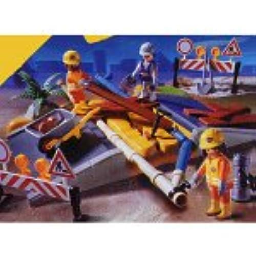 플레이 모빌 슈퍼 세트 공사 3126 (2003-04-25)
