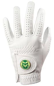 Buy Colorado State Rams Golf Glove & Ball Marker - Left Hand - Medium Large by LinksWalker