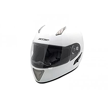 Casque boost b520 blanc xl - Boost BS04446