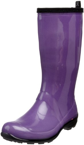 Kamik Women's Heidi Rain Boot,Purple/Violet,6 M US