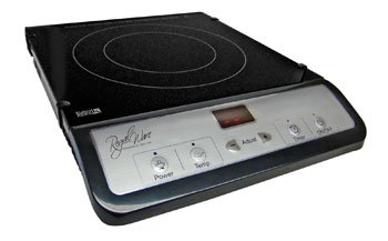 Regal Ware Portable Induction Cooktop GN101-CTU