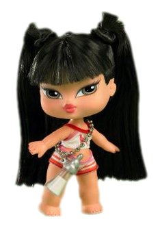 Buy Bratz Babyz: Hair Flair Jade