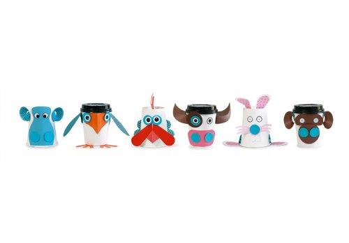Toysmith Makedo Cup Critters Kit