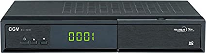 CGV HD 70005 E-SAT W2 Tuner Digital