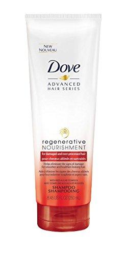 Dove Regenerative Nourishment Shampoo, 8.45 Ounce