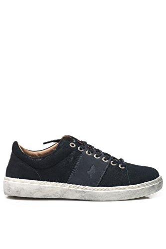 MCS - Sneakers bassa in suede e gomma da UO - Nero 40